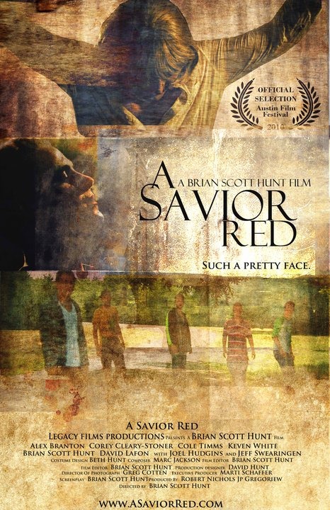 Can A Savior Red Save You from Yourself?