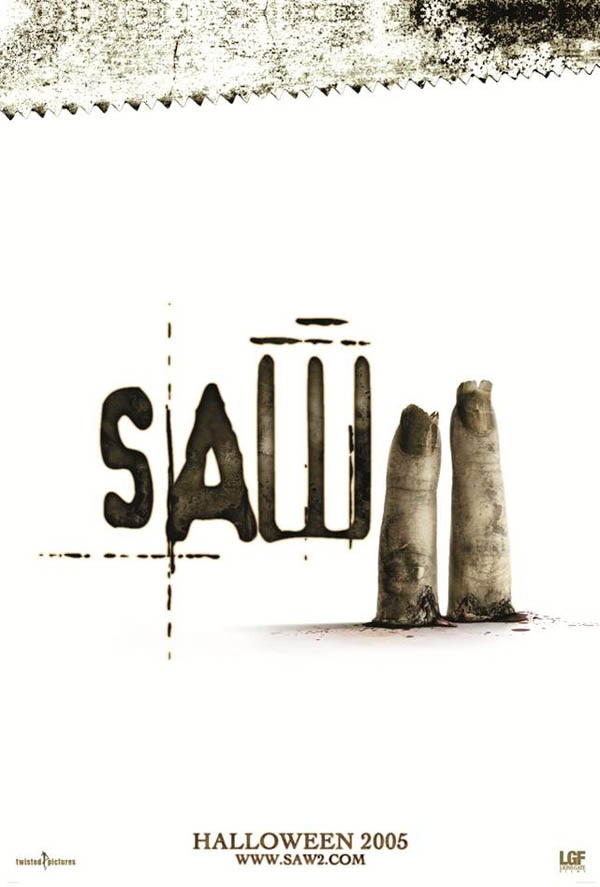 First Screen Shots: Saw II: Flesh and Blood