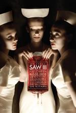 The Saw III Blood Drive