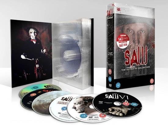 UK Readers: Win a Saw 3D Prize Pack!