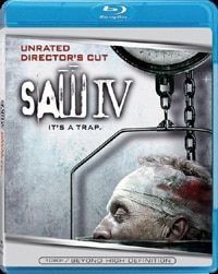 Saw IV On Blu-ray(click to see it bigger!)