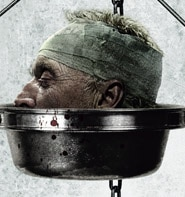 UK Saw IV poster (click to see it bigger)!