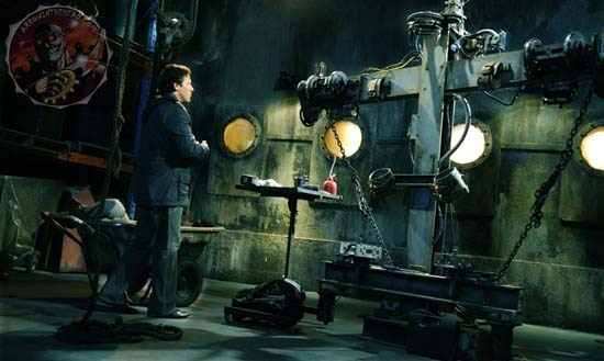 More Saw VI Images Emerge