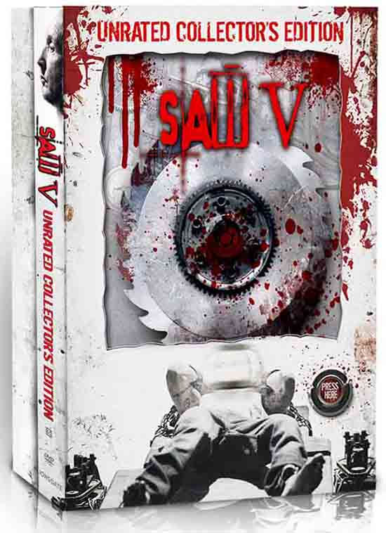 Win a Saw The Video Game and Saw DVD Prize Package
