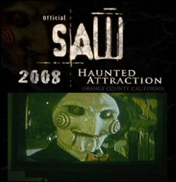 The Official Saw Haunted Attraction (click for larger image)