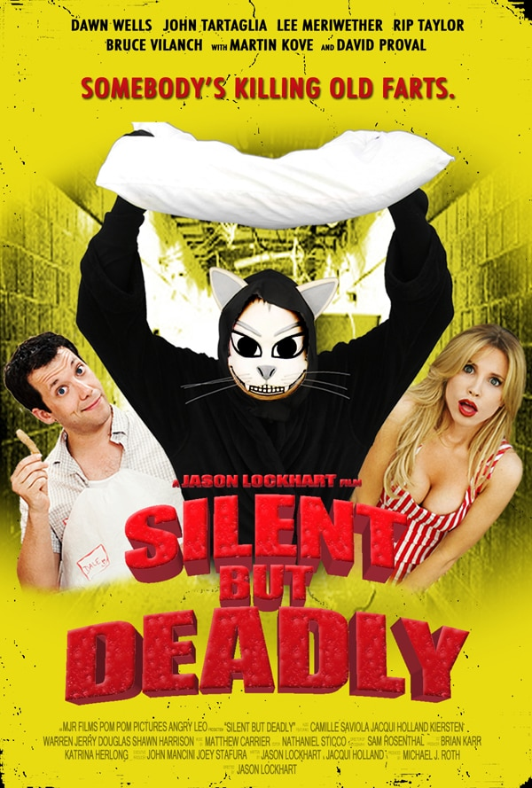 Hotel Arthritis Renamed Silent But Deadly; New Trailer and One Sheet Arrive