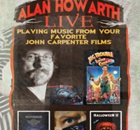 Alan Howarth's First Los Angeles Performance in Five Years will Benefit sCare Foundation on April 5