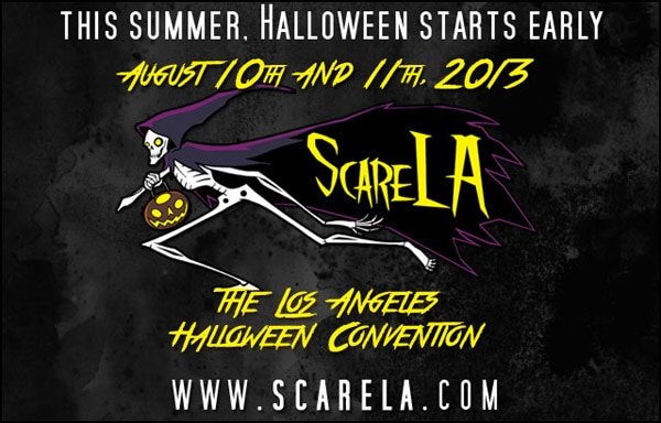 scare la art - Dread Central Readers Get 20% Off Tickets to ScareLA