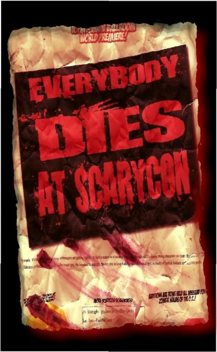 Everybody Dies at Scarycon