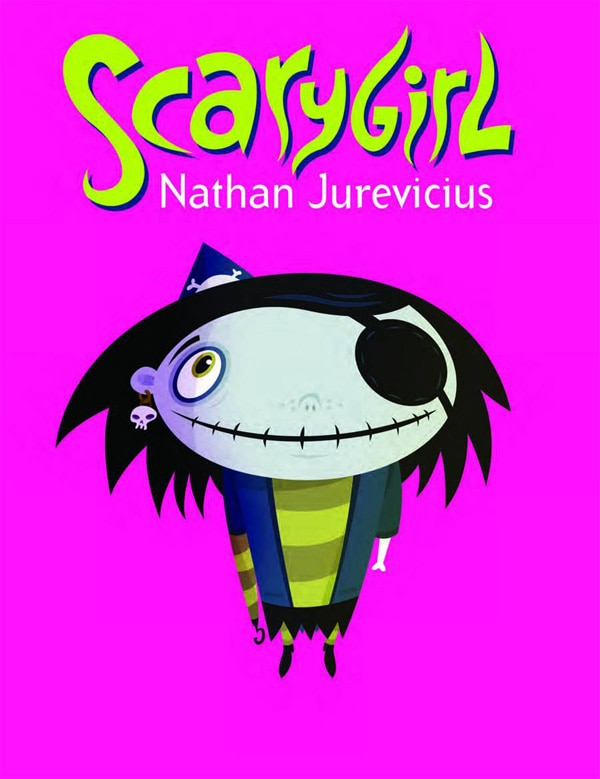 scarygirl - Scarygirl Coming to the Big Screen in 3D