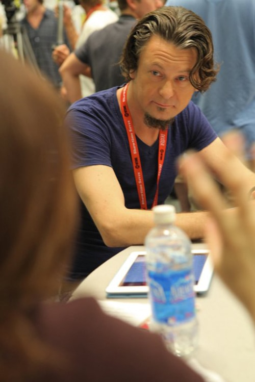 San Diego Comic-Con 2011: Supernatural Roundtable Coverage with Jim Beaver, Ben Edlund, Jared Padalecki, and Sera Gamble
