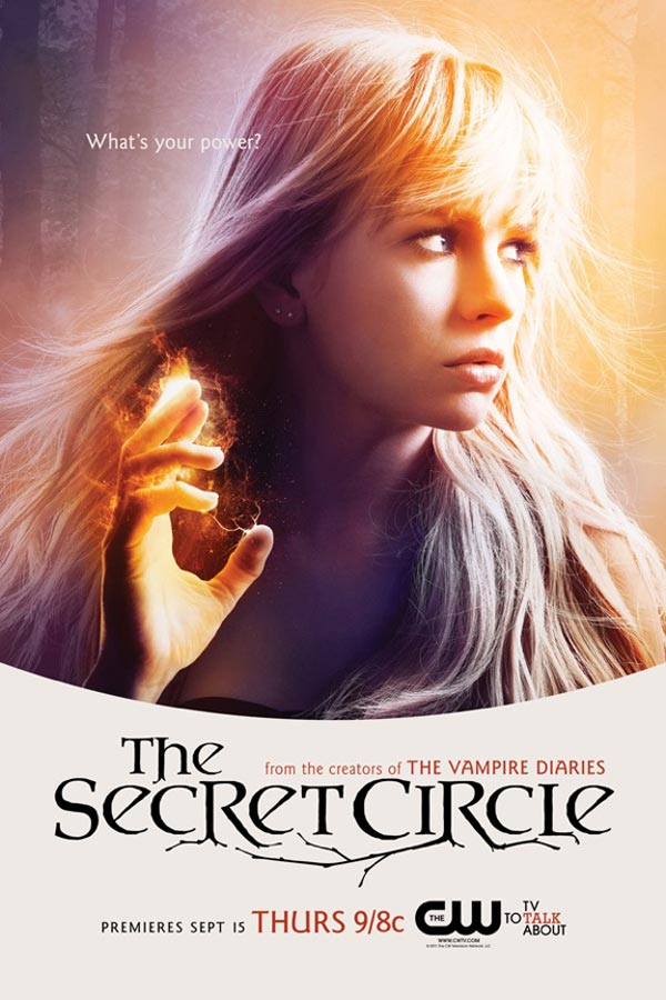 Britt Robertson, The Secret Circle