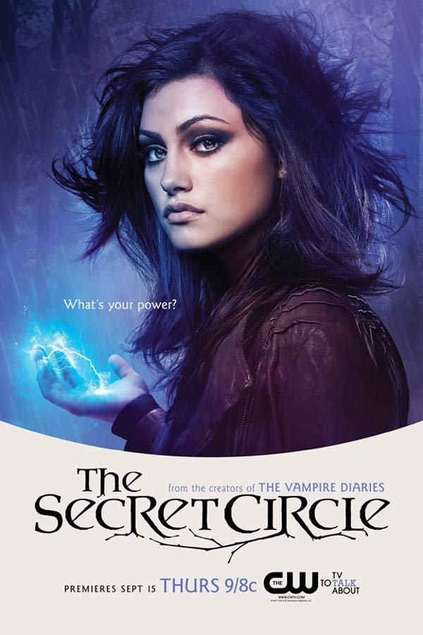 A Half Dozen New Character Posters for The Secret Circle