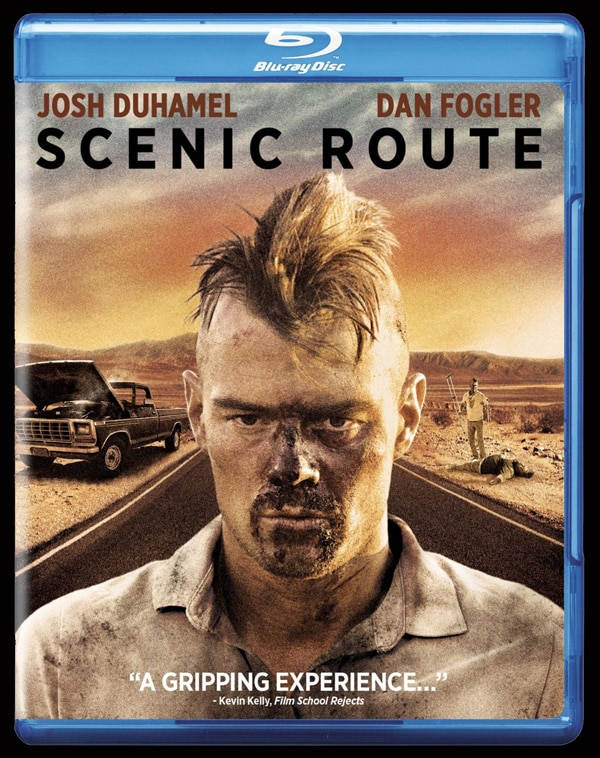 scenic route blu ray - CONTEST CLOSED! Win an Autographed Scenic Route DVD
