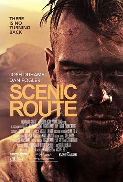 scenic route one sheet - More Images Arrive Via the Scenic Route