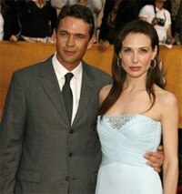 More Ushers Heading to the Big Screen - Dougray Scott and Claire Forlani