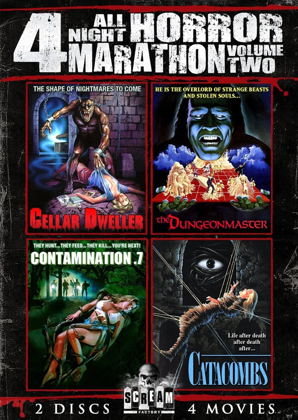 scream factory 2 - Scream Factory Art Explosion - Assault on Precinct 13, Eve of Destruction, Body Bags, Night of the Comet, The Horror Show, and More!
