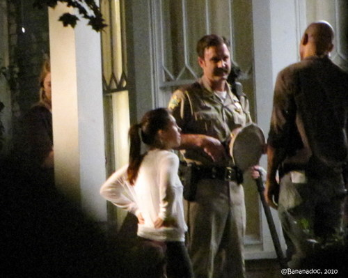 More Behind-the-Scenes Images from Scream 4
