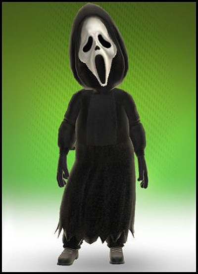 Scream 4 Your Xbox Avatar; iPad and iPhone Game Available Now