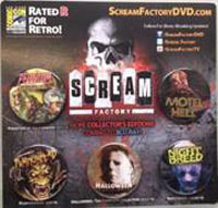 #SDCC14: Scream Factory Announces Its Exclusives and Panel Details
