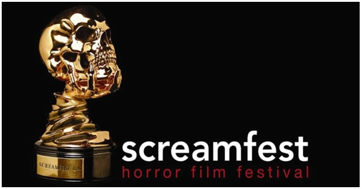 screamfest11 - Screamfest 2013 Exclusive: John Fitzpatrick and Cerina Vincent Talk Skypemare Short Film