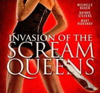 Invasion of the Scream Queens Invades DVD for the First Time in a 20th Anniversary Edition