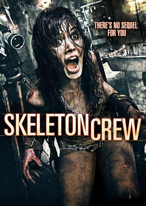 DVD Art: Skeleton Crew