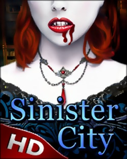 Sinister City: Vampire Adventure Now Available for iPhone and iPad