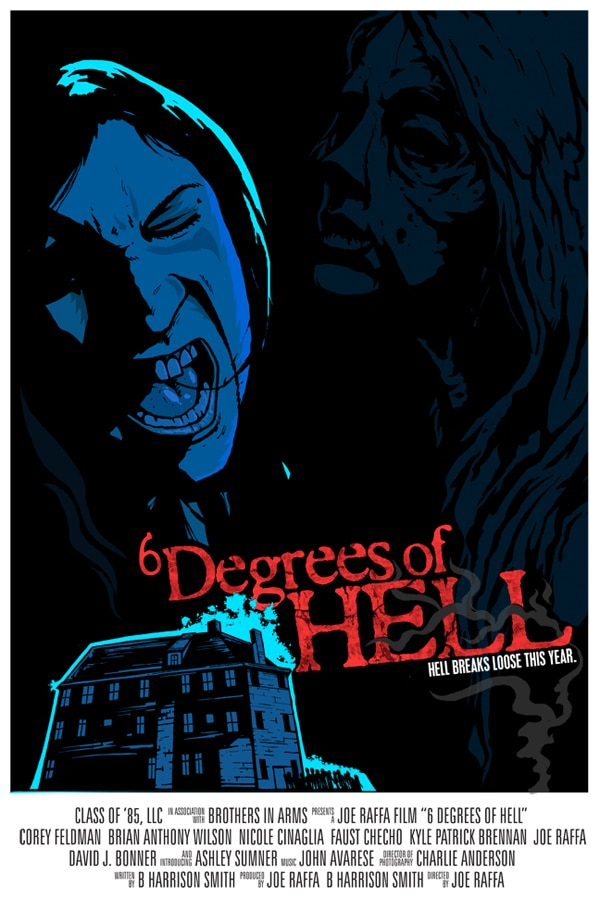 6 Degrees of Hell Nails Distro; New Trailer