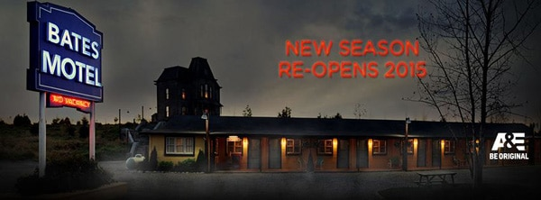 Bates Motel at #SDCC14: Take a Tour of Norman's Taxidermy Workshop; Season 3 Teaser Art