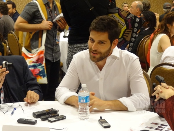 NBC's Grimm at the 2013 San Diego Comic-Con