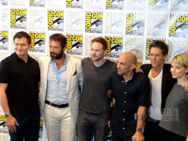 The Following at San Diego Comic-Con
