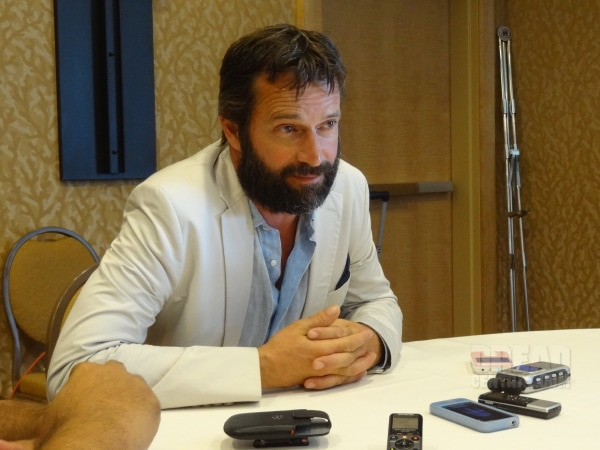 sdccthefollowing7 - #SDCC 2013: Cast and Creators Share Some Clues about The Following Season 2; Video Excerpts from the Panel