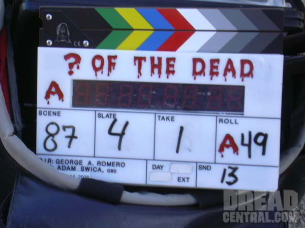 Survival of the Dead: Uncle Creepy's Pictorial Diary of the Dead