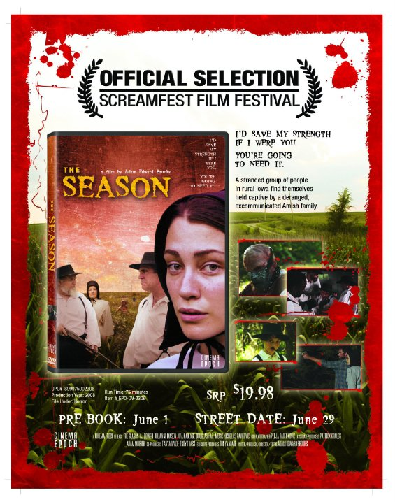 New Seasoning House One-Sheet Premieres to Critical Acclaim