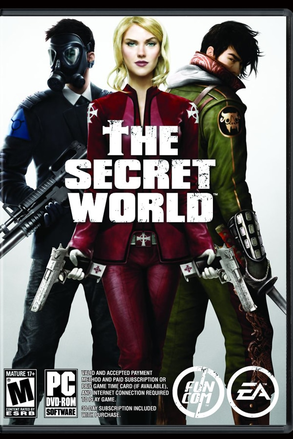 secw1 - The Secret World Now Available For PC