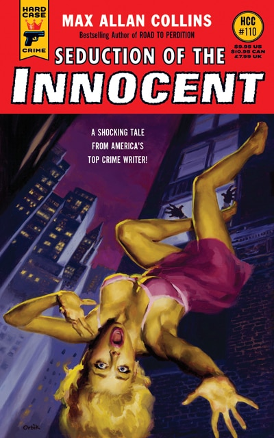Author Max Allan Collins Discusses Seduction of the Innocent, Horror-themed Comics and Much More!