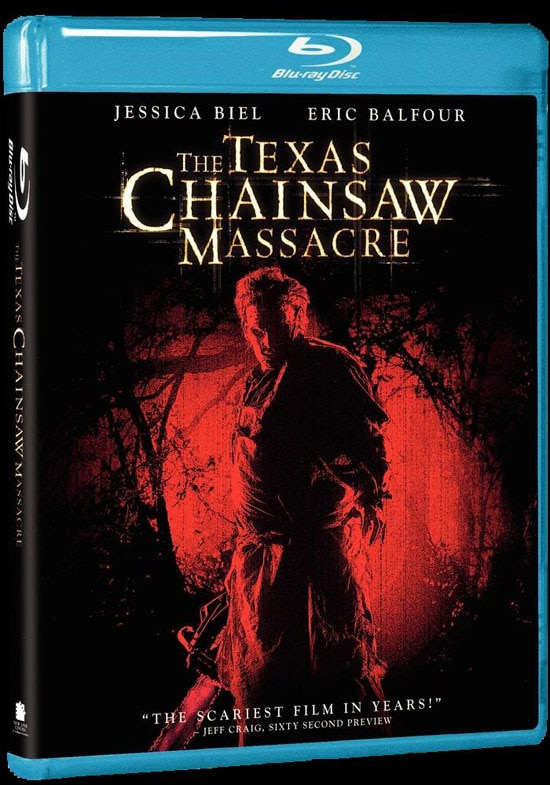 The Texas Chainsaw Massacre on Blu-ray