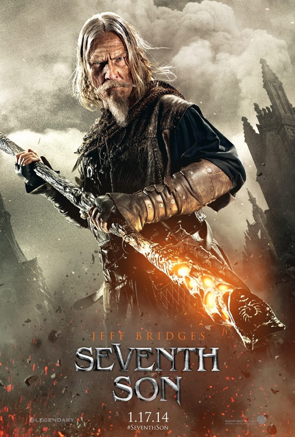 seventh son poster - San Diego Comic-Con 2013: The Seventh Son Posters Will Not Stop