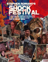 Stephen Romano's Shock Festival (click for larger image)