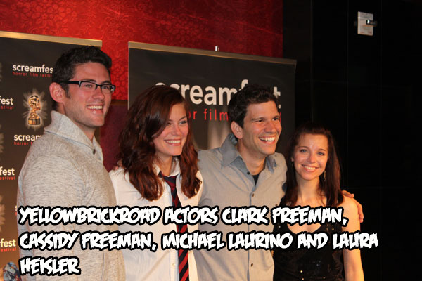 sfny1 - Screamfest 2010: Video and Photos from the Screamfest LA Premieres of YellowBrickRoad and Needle