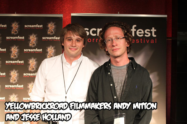 sfny2 - Screamfest 2010: Video and Photos from the Screamfest LA Premieres of YellowBrickRoad and Needle