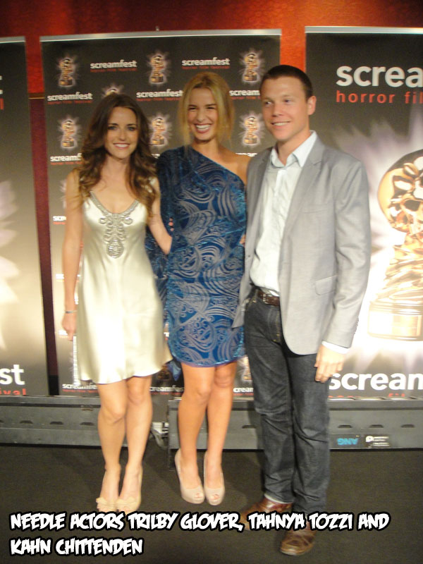 sfny4 - Screamfest 2010: Video and Photos from the Screamfest LA Premieres of YellowBrickRoad and Needle
