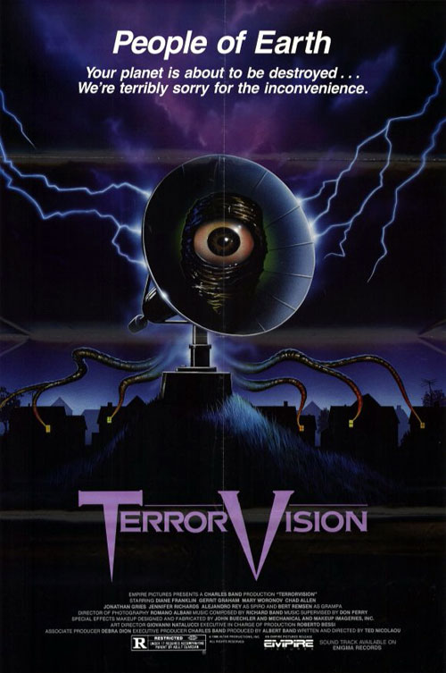 sftv - Scream Factory Bringing The Nest and TerrorVision Home in Style