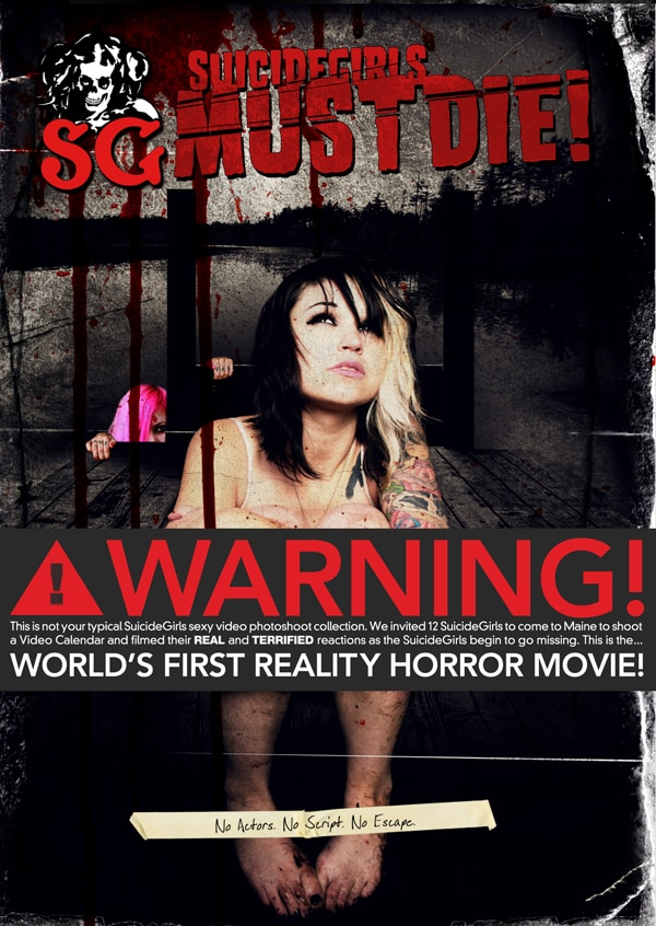 SuicideGirls Must Die! on VOD