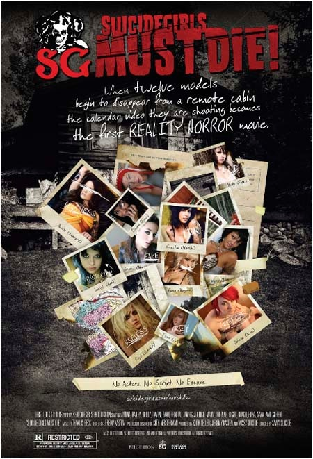 Suicide Girls Must Die! in Theatres on March 12th