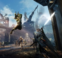#SDCC14: New Middle-Earth: Shadow of Mordor Trailer