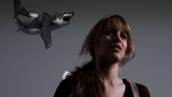 sharknado still - Sharknado Trailer Barely Scratches the Surface of its Divine Madness