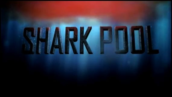 Just When You Thought It Was Safe to Go Back into the Water ... SHARK POOL!