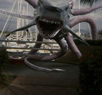 Sharktopus Returns in Two New Syfy Flicks to Wage War with Pteracuda and Mermantula